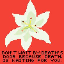 Pixilart Flower Quotes By Potatosquad