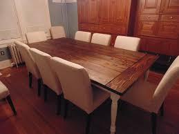 Pennsylvania House Dining Room Table Reclaimed Wood Furniture And Barnwood Furniture Custommadecom