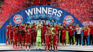 V., commonly known as fc bayern münchen, fcb, bayern munich, or fc bayern, is a german professional sports cl. Javi Martinez Kopft Den Fc Bayern Munchen Zum Supercup Sieg