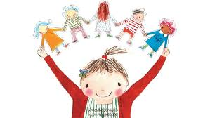 Making paper dolls can be a fun activity. How To Make Julia Donaldson S Paper Dolls At Home Pan Macmillan