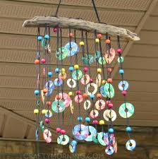 DIY Wind Chimes - Colorful Metal Washer Wind Chime - Easy, Creative and  Cool Windchimes