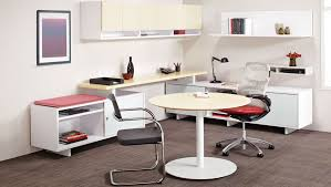 Efficient office design 5000 Square Foot Knoll Efficient Private Office With Reff Profiles Knoll Private Office Planning And Design Knoll