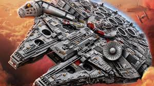 Lego Star Wars Designer Videos Lego Star Wars Ucs Millennium Falcon 75192 Designer Video