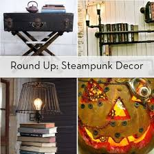 Roundup: 7 DIYable Steampunk Decor Projects