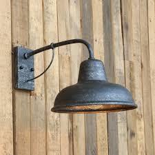 gooseneck wall lights artison rustic
