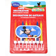 Baby Mickey Mouse Edible Cake Decorations Mickey Mouse Cake Decorating Kits Cake