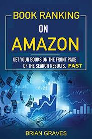 Amazon Sales Rank Chart Books Amazon Com Book Rankings On Amazon Get Your Books On The
