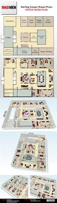 office plan interiors. Mad Men Office Floor Plan. I Love That There Are People As Obsessed Plan Interiors