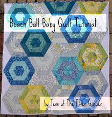 Moda Fabrics Free Patterns Amazing Beach Ball Baby By Jess For MODA Fabrics Free Quilt Pattern