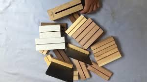 Wooden Menu Display Stands Free Standing Wooden Gift Card Display StandWood Table Menu 96