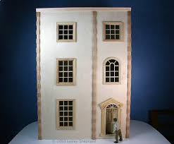 free plans and instructions for a dolls house dollhouse bookcase