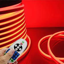 <b>LED NEON Light</b>, IEKOV™ AC 110-120V Flexible <b>LED</b> Neon Strip ...