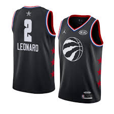 All Star Leonard Jersey Kawhi