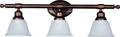 Bronze Bathroom Light Fixtures Designers Fountain Oeb Corbin - Bathroom light fixtures canada
