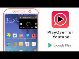 Playover For Youtube Play Tube And Music Radio Apps On