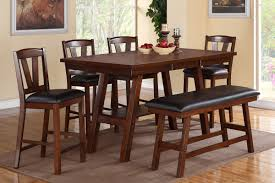 dining room chairs counter height. dark walnut finish formal counter heigh dining set room chairs height a
