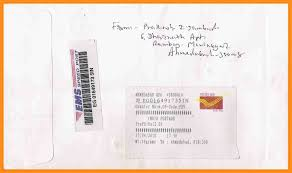 Letter Envelope Format Canada Gallery Letter Format Example Shawn