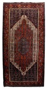 4 x 10 rug runner genuine carpet artistic weavers handmade b large