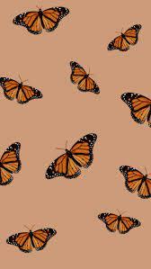 Aesthetic Butterfly Phone Wallpaper ...