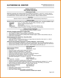 Java Developer Resume Lovely Software Engineer Resume Example ...