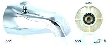 how to fix a shower diverter valve repair shower replace shower valve there how to replace