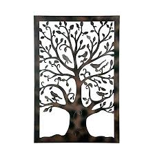 metal tree art wrought iron tree wall art large metal tree of life wall art decor  on large metal tree wall sculpture with metal tree art featured image of metal tree wall art sculpture