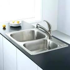 drop in stainless steel kitchen sink drop in stainless steel kitchen sinks drop in stainless steel