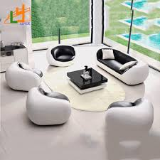 special pictures living room. Special Design And Low Price Colorful Round Corner Genuine Leather 5 Seater Sofa Set For Living Pictures Room