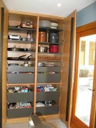 wood kitchen storage pantry cabinet