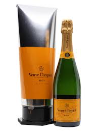 veuve clic brut yellow label