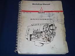 deutz b fl911 912 w 913 c diesel engine workshop manual • 79 99 deutz khd b fl911 912 w 913 c engine service shop