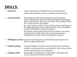 How To List Skills On A Resume Cool How To List Microsoft Office Skills On Resume Teamwork Impression
