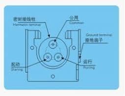 1ph compressor for domestic appliance mainland 100% aluminium wire compressor