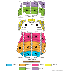 State Theatre Mn Seating Chart