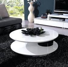 black circle coffee table round shaped modern white and black coffee table prime classic design inc black circle coffee table