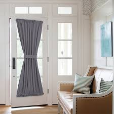 door curtains thermal blackout curtain panel