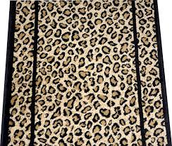 com dean cheetah carpet rug hallway stair runner custom lengths purchase by the linear foot kitchen dining