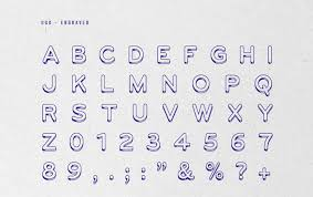 Cool Number Fonts Cool Fonts 100 Free And Unique Fonts To Download