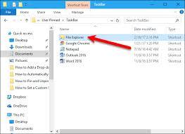 How To Set A Custom Startup Folder In Windows File Explorer