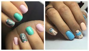 80 Kresby Na Nehty V Roce 2017 Trendy A Novinky Beautysummary