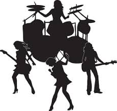 Image result for rock band