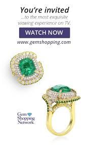 Stambolian Design Emerald Tsavorite Diamond 18k Yellow Gold Ring
