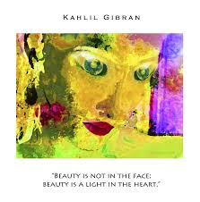 Kahlil Gibran Quotes On Beauty Best of The Eye Of The Beholder Javabird