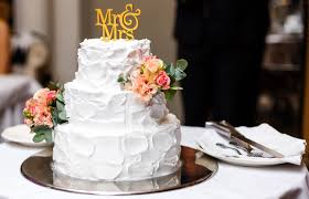 Simple 3 Tier Wedding Cake Designs Images Of Three Tier Wedding Cakes Lovetoknow