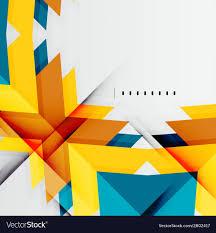 Graphic Design Shapes Futuristic Geometric Shapes Minimal Design