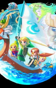 Triforce Charts My Top 10 Wind Waker Moments 6 Getting Your Own Private