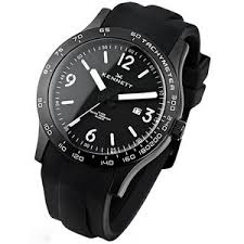 watches for men as a foremost men fashion accessories black and arctic white kennett watch