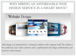 Smart Move Design Why Hiring An Affordable Web Design Service Is A Smart Move