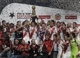 CONMEBOL confirma o River Plate na Recopa Sul-Americana