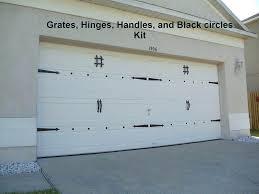 garage door decorative hardware interior carriage house magnetic sets garage door decorative hardware contemporary carriage